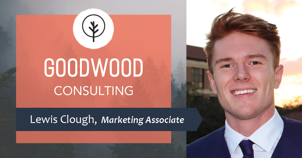 Lewis Clough joins the Goodwood Consulting team